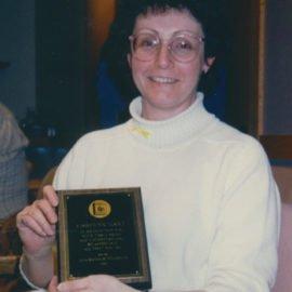 Carolyn Hart Thompson, volunteer and coordinator