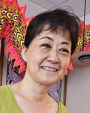 Christine Chou, student, tutor, mentor