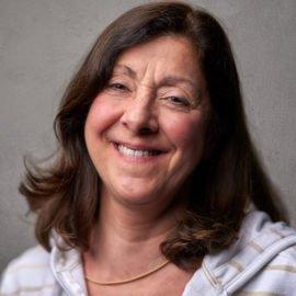Janet Speranza-Moran, volunteer