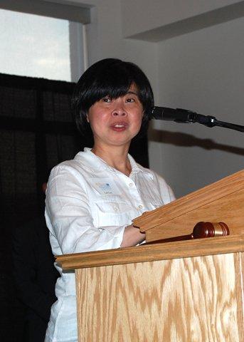 Lai Liu Lam, student