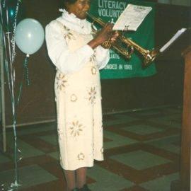 Mary Hunter, student